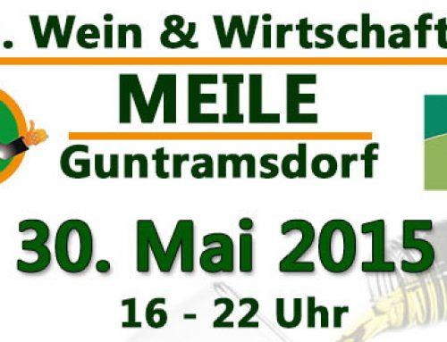 Wein- & Wirtschaftsmeile in Guntramsdorf